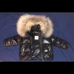 SAM. Snowbunny Jacket For A Toddler Boy